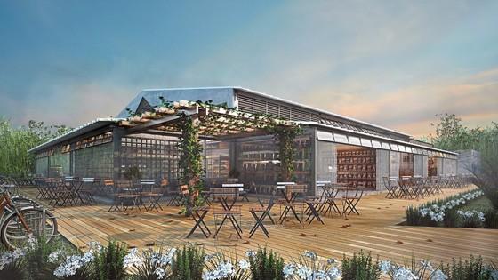 Curitiba ganhou a Mercadoteca, um espaço gastronômico alinhado com as principais tendências internacionais