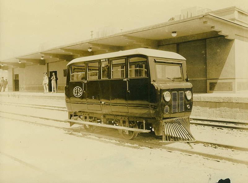 Estrada de ferro de Gaspar (SC)