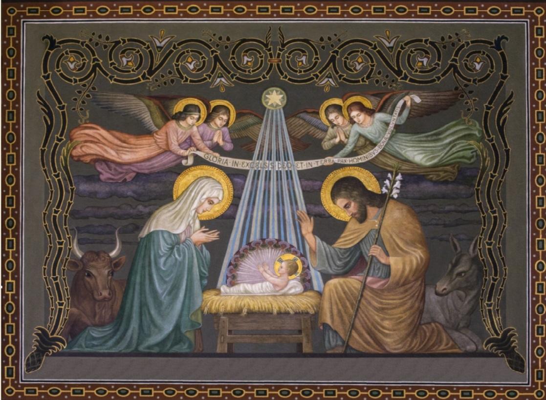 Detalhe da decoração interior da Basílica.jpg