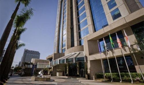 Hotel da Blue Tree Faria Lima JK na cidade de São Paulo