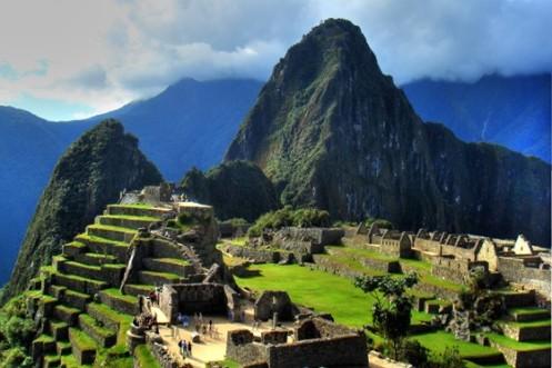 Machu Picchu, a cidade sagrada dos incas, no Peru, agora em viagem virtual no Street View da Google Maps