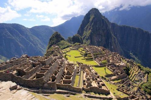 Machu Pichu, visita obrigatória nos roteiros andinos