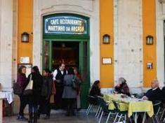Restaurante Martinho da Arcada - Foto Santova.wordpress. com