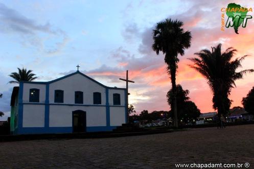 Igreja de Santana - Chapada dos Guimaraes