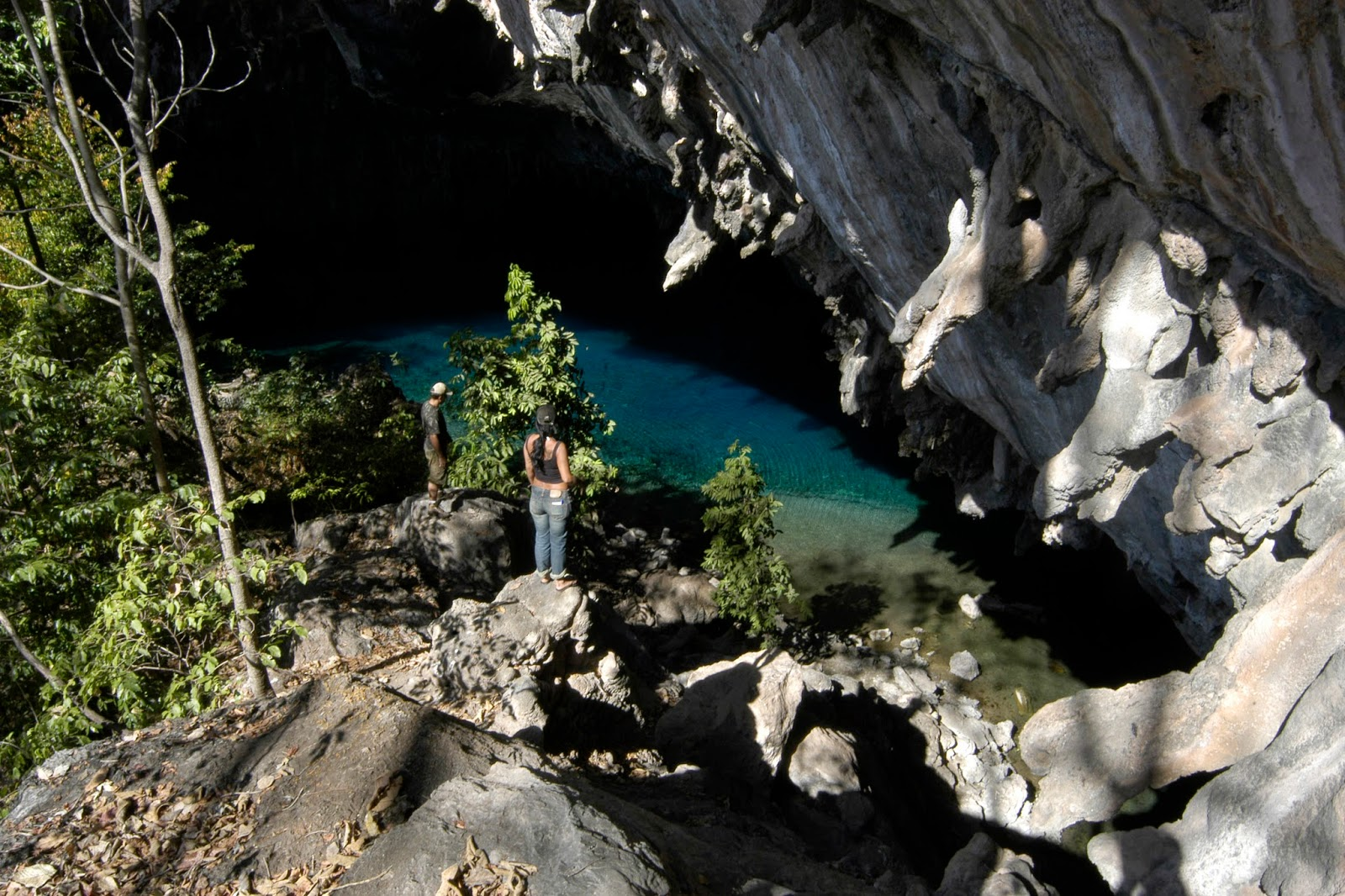 Lagoa Azul - Foto de Geraldo Lúcio - Secretaria de Turismo do MT
