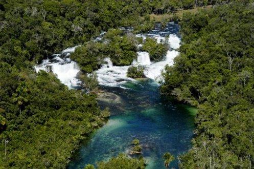 Aldeia Quatro Cachoeiras - Site Terra Parecis