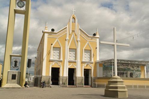 Capela de Nossa Senhora do Perpétuo Socorro - Juazeiro do Norte (CE)