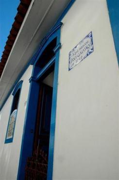 A casa onde nasceu Frei Galvão em Guaratinguetá (SP)