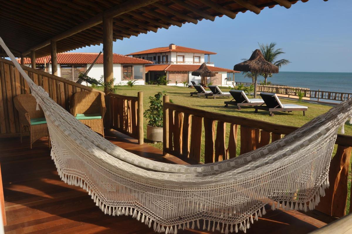Hotel Vila Selvagem - Fortim  (CE)