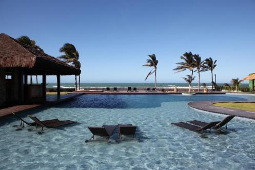 Zorah Beach Hotel - Guarjirú - (CE)
