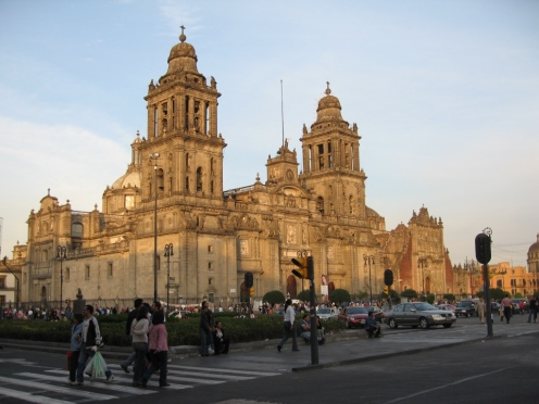 Catedral Metropolitana da Cidade do México Wikipidia