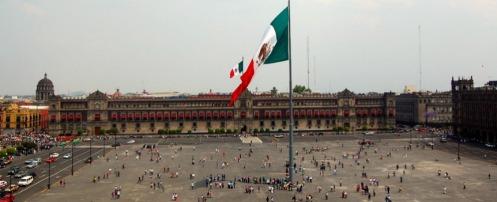Cidade do México - Zócalo