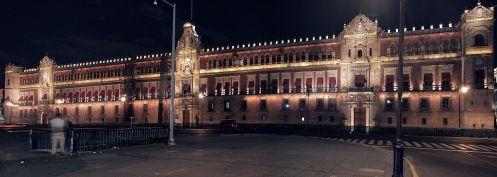 Palácio Nacional da  Cidade do México - Wikimedia