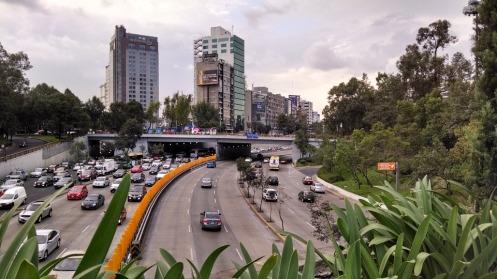 Trânsito e avenidas da Cidade do México - Pixabay