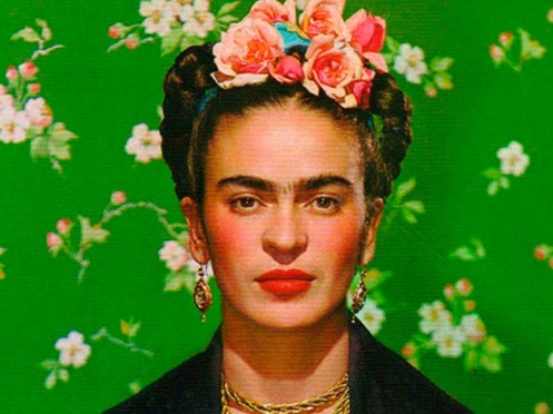 Frida Kahlo -  Foto www.nodalcultura.am