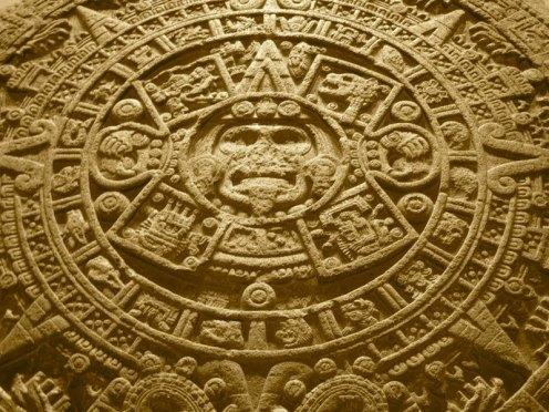 Calendário asteca - Foto Viajar  Pelo Mundo