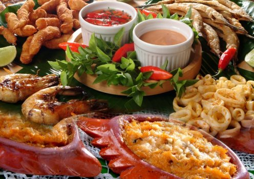 Comidas típicas  da gastronomia de Alagoas