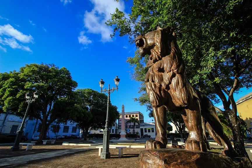 Jaraguá Viva é um projeto da Secretaria de Turismo para promover o bairro de tantas histórias em Maceió.Foto: Pei Fon/ Secom Maceió