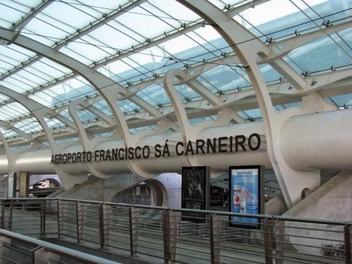 Aeroporto Francisco Sá Carneiro - Porto