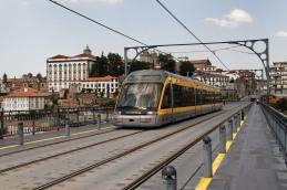 Metrô de Porto - Portugal