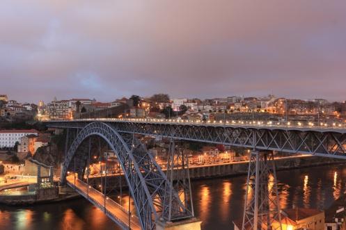 Ponte do Rio Douro - Porto - Portugal