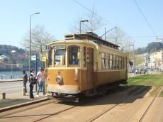 Trem do Porto - Portugal