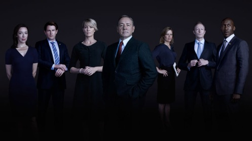 House ofCards - elenco