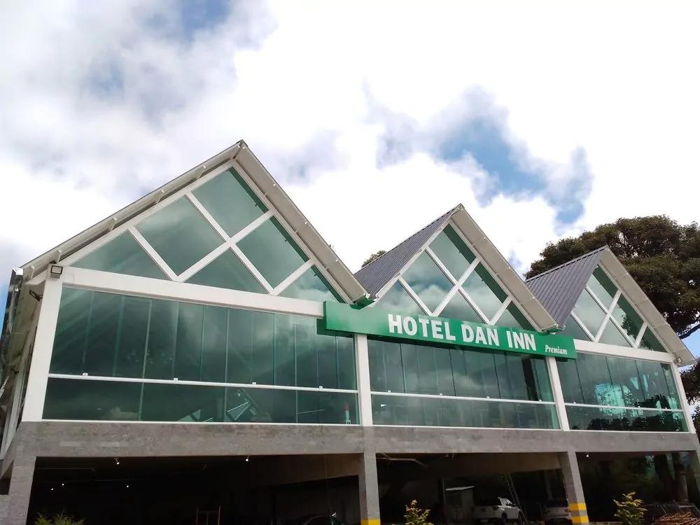 Fachada do Dan Inn Premium Campos de Jordão - Foto Divulgação.jpg