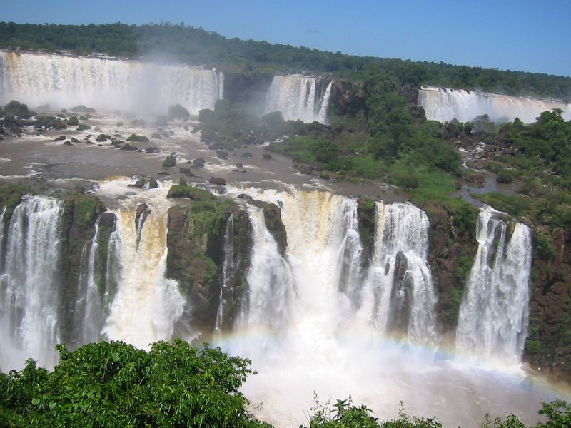 Foz_do_Iguaçu - Foto Wikimedia Commons