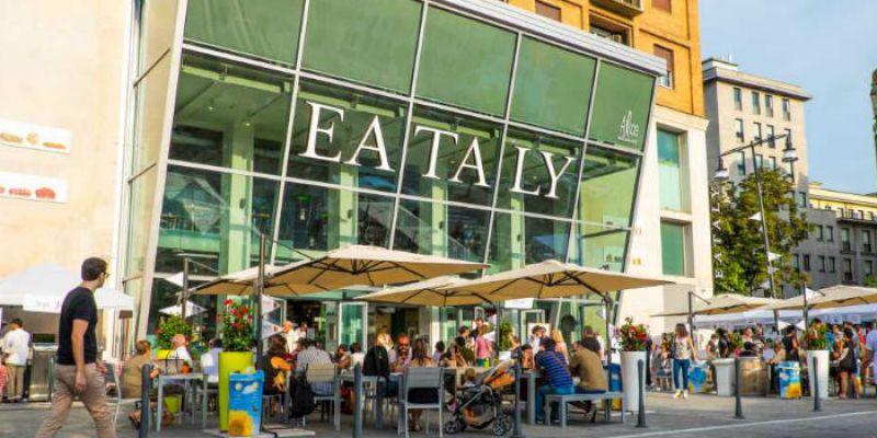 Eataly Supermercado em Milão - Foto - Site flirtyfoodie