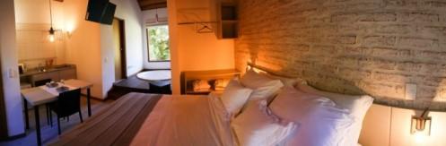 Suíte do Resort Magnifíco - Foto Mateheus M. L. Santos - Angência Facto