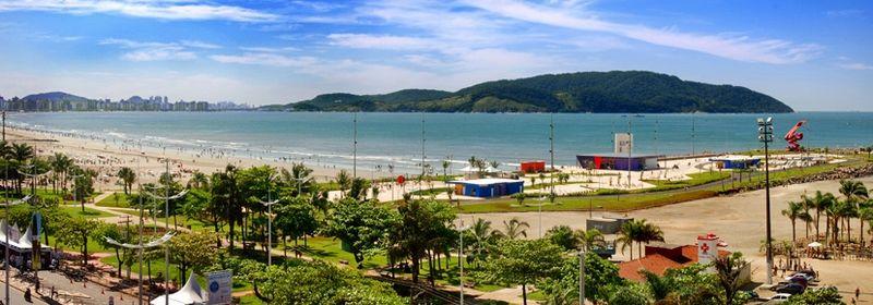 Emissário Submarino de Santos - Foto Wikipédia