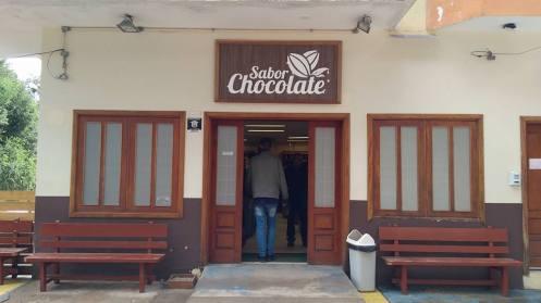 Fábrica Sabor de Chocolate - Foto Randim Rodrigues