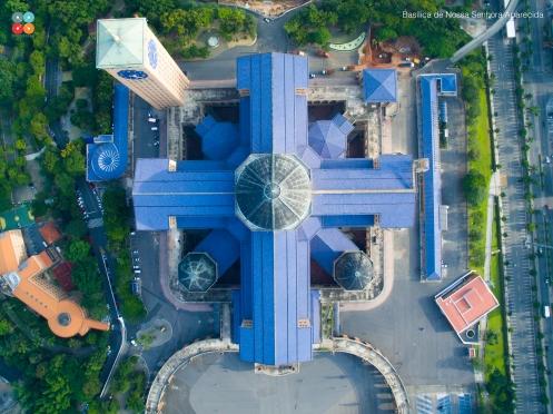 Basílica de Nossa Senhora Aparecida foto com Drone - Wikimedia.jpg