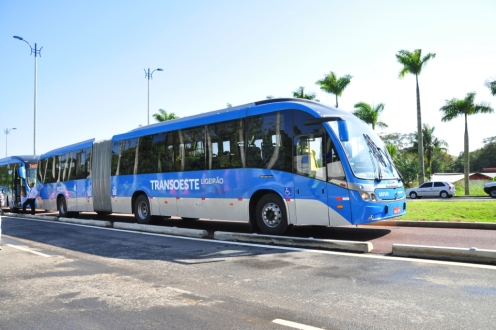 BRT Transoeste - RJ