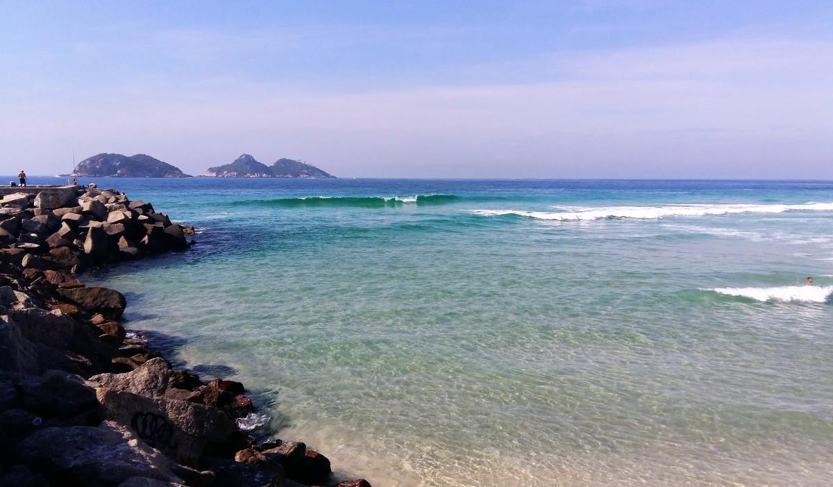Praia da Barra  da Tijuca  - Rio de  Janeiro - Foto Wikimedia.jpg