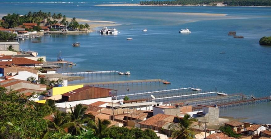 Barra de São Miguel - Village Barra Hotel
