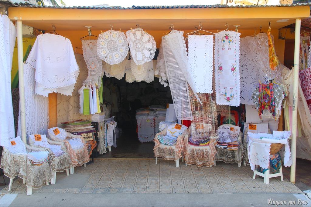 Loja na Rua das Rendeiras - Pontal da Marra - Maceió - Foto www.viagensemfoco