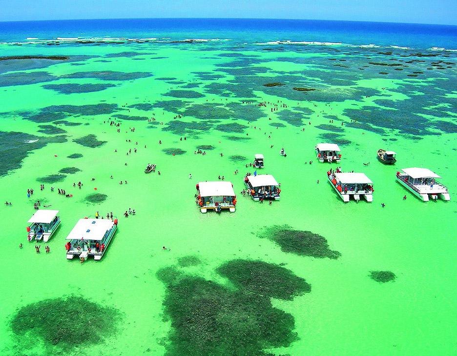 Maragogi - Alagoas - Foto Pedro Osera
