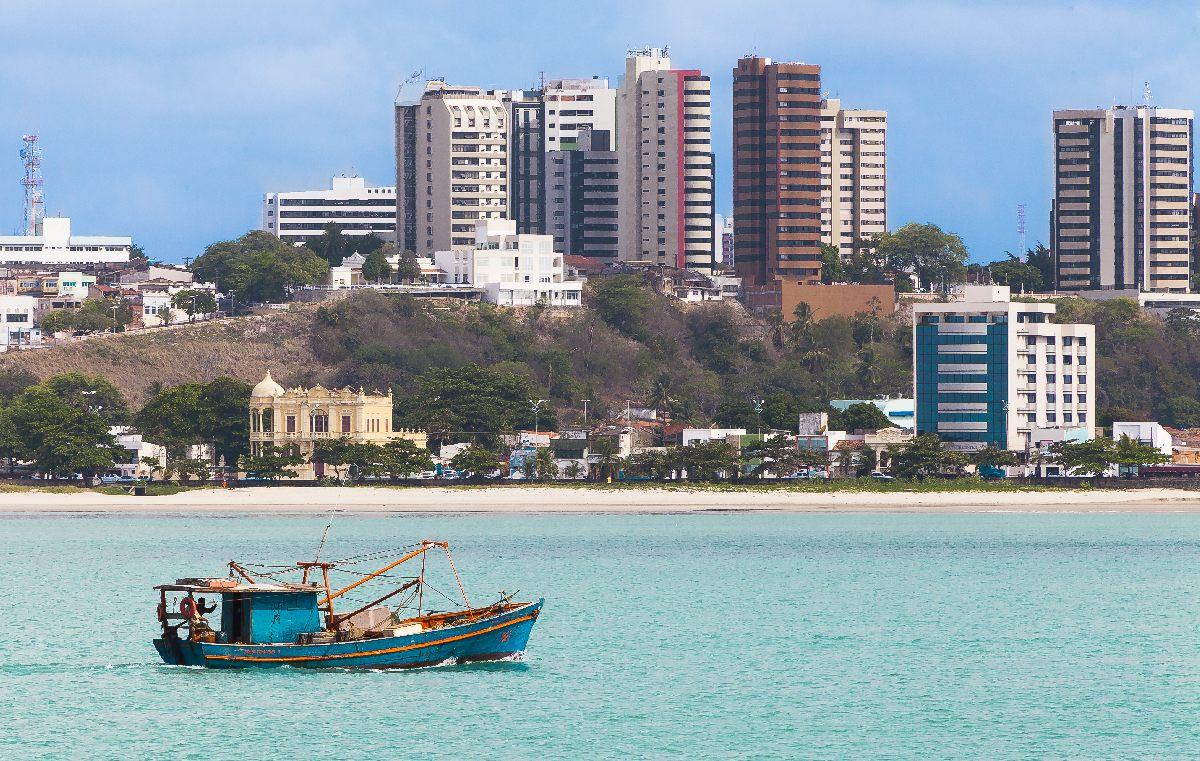 Praia da Avenida - Maceió Foto Semptur