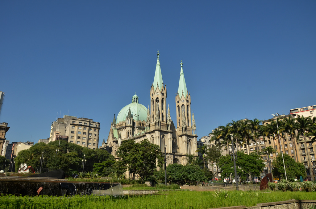 Catedral da Sé - Foto Rodrigo Soldon