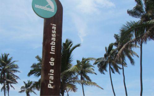 Praia de Imbassai