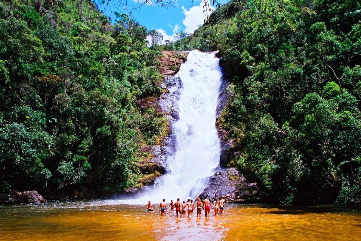 Cachoeira de Sto Izidro no Parque Nacional da Serra da Bocaina - foto divulgação.jpg