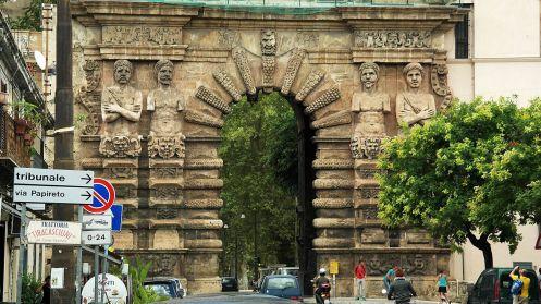 Palermo, Sicília, Itália - Foto Wikimedia