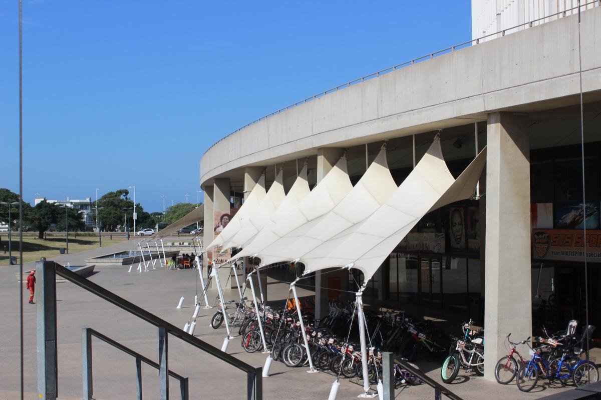 Indaba - Centro de Convenções - Fachada.JPG