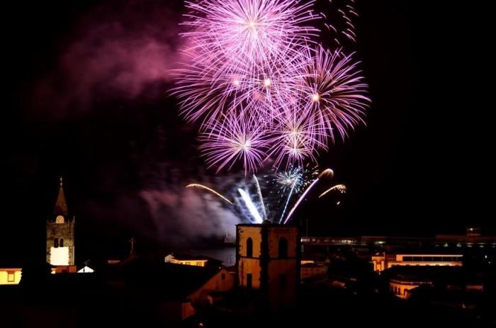 Fogos na Ilha da Madeira 1