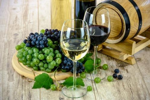 Uvas e vinhos - Foto Pixabay.jpg