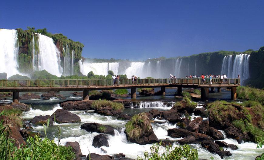 Cataratas do Iguaçu - Divulgação