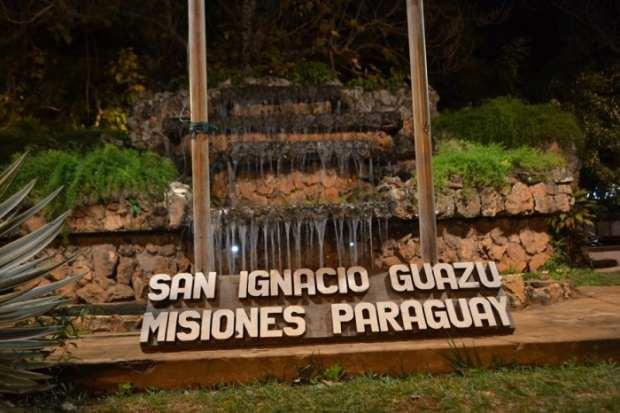 San Ignacio - Foto Alto Paraná Digital