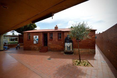 Casa de Mandela Foto South Africa Tourism